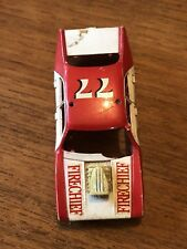 Vintage Ultimate Tyco Fire Chief Slot Car Upper Cover Half Only