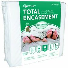 JT Eaton  Lock-Up Total Encasement Bed Bug Protection for Full Size Box Spring