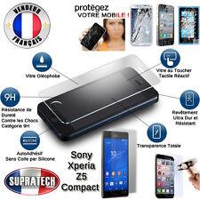 Protection d'Ecran en Verre Trempé Contre les Chocs pour Sony Xpéria Z5 Compact