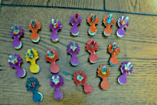 Lot 18 Vintage Metal Christmas Tree Candle Holders Clip On Free Us Ship