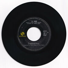 Philippines SINGSING O, Babe OPM 45 rpm Vinyl Record