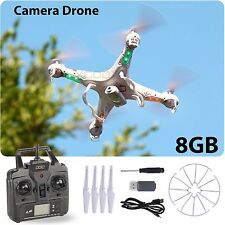 New X5C-1 2.4Ghz 6-Axis Gyro RC Quadcopter Drone FLY UAV RTF UFO with HD Camera