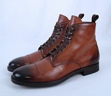 NEW!! To Boot New York 'Stallworth' Boot- Brown- Size 9 M- $450  (B20)