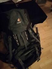 Deuter Aircontact 60 + 15l, Trekkingrucksack, Wanderrucksack, Backpacker