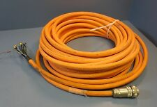 Rexroth Indramat 30 m Servo Motor Cable Model IKG0061 IKG0061-30 NWOB
