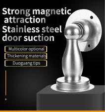 Door Stopper Magnetic Door Stop Stainless Steel Magnetic Door Catch Door Holder