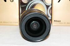 Hermosa Nikon Zoom-nikkor AF-G 28-80 Lente Con Garantía, para grandes Dslr