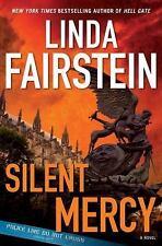 Silent Mercy, Linda Fairstein, Good Condition, Book