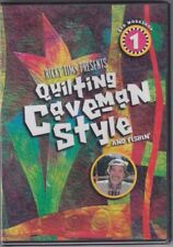 Ricky Time Presents QUILTING Caveman Style DVD - From my stash