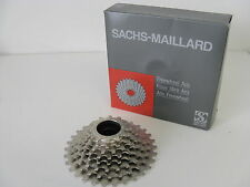 Sachs 8 speed 12-30 Freewheel NOS - you can be convert to 7 speed - climbing fun
