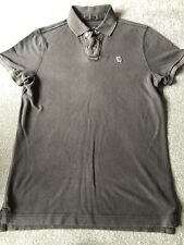 mens abercrombie fitch polo shirt Muscle Fit Size L