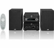 JVC UX-D750 Wireless Traditional Hi-Fi System - Black - Currys