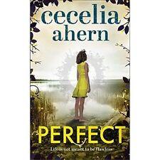 Perfect, Ahern, Cecelia, New Book