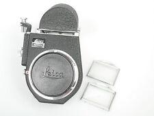 Leitz Leica micro visoflex III espejo recuadro con 90 ° lupa para Leica M y 2 Matt