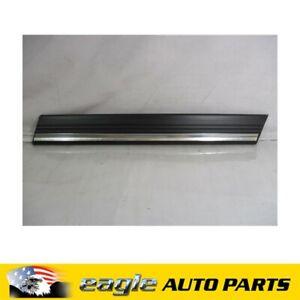 Genuine SAAB 900 1990 - 1993  L/H Rear Side Mould  # 9236936