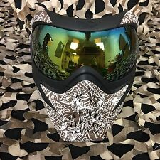 NEW V-Force Grill Thermal Anti-Fog Paintball Mask Goggle - SE Celtic Earth