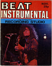 BEAT INSTRUMENTAL revista nº 103 Nov 1971 Carol Grimes Chris Squire Sí