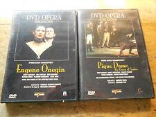 Tschaikowski [2 DVD] Eugene Onegin + Pik Dame Pique Queen Spades