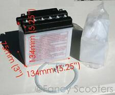 Battery 12N9-4B-1 (12V 9AH) ATV, GO-cart  Starting battery with Acid