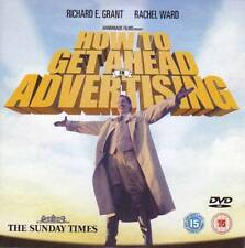 How To Get  Ahead In Advertising (Richard E Grant)  DVD
