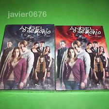 ANGEL O DEMONIO SERIE COMPLETA PACK NUEVO Y PRECINTADO 8 DISCOS DVD