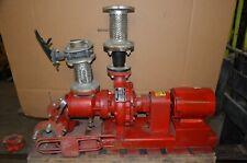 Armstrong Pump 3x2x8 4030 172gpm 60ft Head 15hp 1800rpm