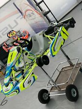 Go Kart Synergy Fluro Platinum X Iame Rolling Chassis Racing Race Karting