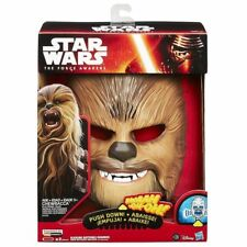 Star Wars The Force Awakens Chewbacca Electronic Mask Voice A86R - Brand New