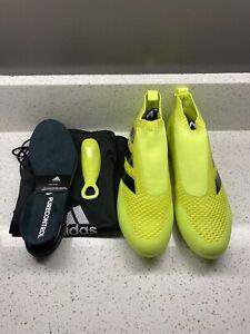 Adidas Ace 16+ Purecontrol FG Sz 12 AQ3805 (Predator X 17 20 Nike Vapor Ctr)