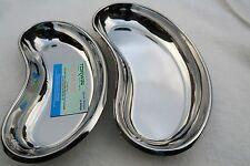 10'' 25cm kidney dish/tray/bowl for Dental Vet/ Lab Steel Surgical Instrument