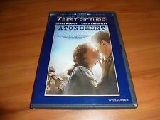 Atonement (DVD, 2008, Widescreen) James McAvoy, Keira Knightley Used