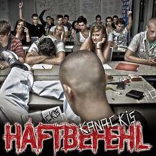 HAFTBEFEHL - KANACKIS (2012)  CD NEU