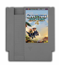 Master Takahashi's Adventure Island IV ( 4 ) - Nintendo NES Game English