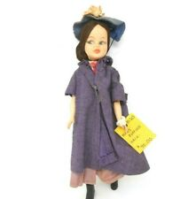 "VINTAGE 12"" HORSMAN MARY POPPINS DOLL"