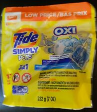 Tide Simply Pods 3 In 1 Oxi, Refreshing Breeze Scent, 13 Count