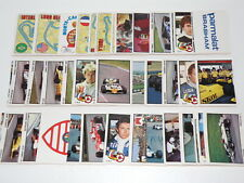 More details for formula 1 grand prix racing 1980  - panini - full 144 card sticker set (tg13)
