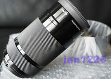 Sony SEL55210 55-210mm OSS Zoom bundle Lens Hood for NEX-5  NEX-7 BLACK