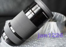 Sony SEL55210 55-210mm OSS Zoom bundle Lens Hood for NEX-5  NEX-7 BLACK