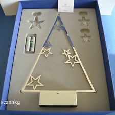 Swarovski Christmas Tree Display & Ornaments Stars Led Display Authentic 5064271