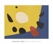 Untitled, 1963 by Alexander Calder Art Print Abstract Poster 20x24