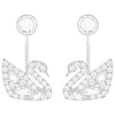 Swarovski Swan Lake Pierced Earring Jackets - White - 5379944
