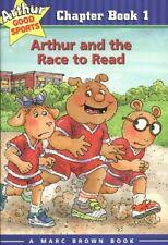 Arthur and the Race to Read (Arthur Good Sports #1