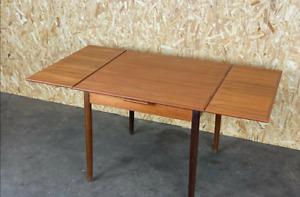 60er 70er Jahre Teak Esstisch Dining Table Danish Modern Design Denmark 60s 70s