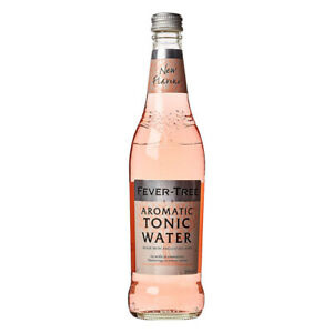 Fever Tree | Aromatic Tonic Water 500ml Glass Bottle - Pack of 24