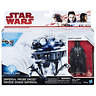 STAR WARS The LAST JEDI: IMPERIAL PROBE DROID with DARTH VADER
