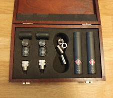 Neumann KM184 Condenser Microphones Matched Pair