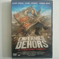 ENFERMES DEHORS - DVD Zone 2 - Albert Dupontel - Claude Perron