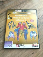 Dream Designs Valerie Pfeiffer Jewels Of The Forest Collection V Embroidery CD