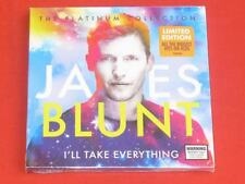 I'll Take Everything: Platinum Collection James Blunt (4CD, sep-2015)