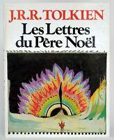 J.R.R. Tolkien Les lettres du Père Noël livre français Tolkien Xmas book French